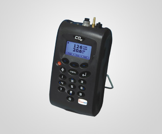 Geotech - CO2 / O2 Gas Analyser