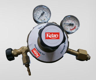Ketan - INCU safe CO2 Regulator