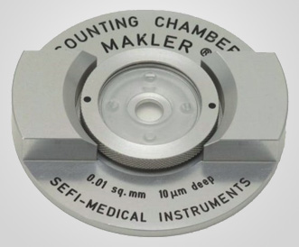Makler Counting Chamber